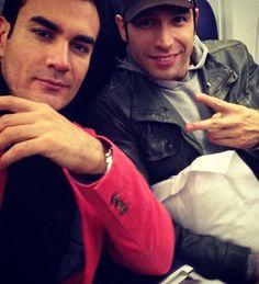 David Zepeda y Rafael Amaya | Celebrity-gossip.net