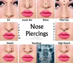 Already have my nostril pierced . Thinking about getting my septum piercing