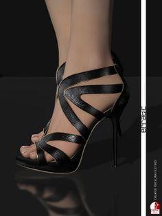 erratic / clarice - mesh sandals | Flickr - Photo Sharing!