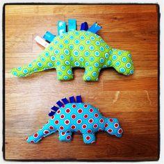 Anleitung: kleines Dino fürs Baby!