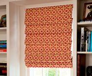 Soft Roman Fabric Shades - Custom Roman Window Shades - Smith+Noble   JEBUS they're expensive.