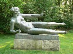 maillol sculpture -