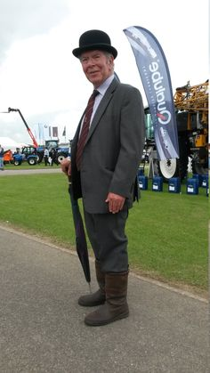 Showing Dubarry boots are perfect for the chaps too - here is Dr Mark Adelman, advisor to the Lincolnshire Agricultural Society, looking every bit the classic English country gent. Dubarry Boots, Good Old, Well Dressed, Dapper, Like You, English, Country, Lady, Classic
