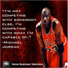 Michael Jordon quote
