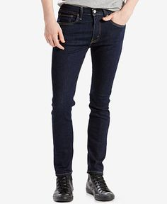 Levi's® 519™ Extreme Skinny Fit Jeans - Jeans - Men - Macy's