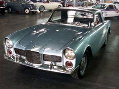 1961 #FacelVega Facellia Coupè Hard Top for sale - € 20.000 Vegas, Face L, Sports Sedan, Nice Cars, Cars For Sale, Classic Cars, Automobile, Wheels, Garage