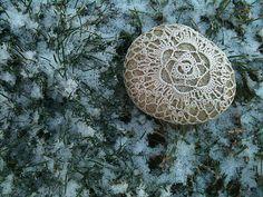 Ravelry: Pink Snowflake pattern by Deborah Atkinson