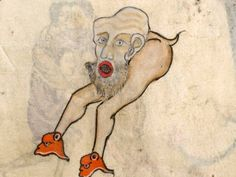 The Most Bizarre Things Ever To Be Found Hidden In Medieval Art