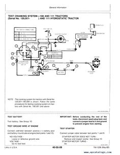 john deere l112 schematic wire center \u2022 John Deere 112L Parts Diagram at John Deere 112l Wiring Diagram