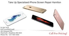 St Ajit Tech is always backed up with the best in class and authenticated spare parts. Our services are not only limited to iPhone screen repair Hamilton but you can even approach us for various other issues including headphone jack repair, microphone repair, battery replacement, LCD digitizer, button replacement, factory unlocking and software repair or update.
