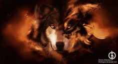 Free Wolf Wallpaper Backgrounds   Wolf Wallpaper by Wolfragna