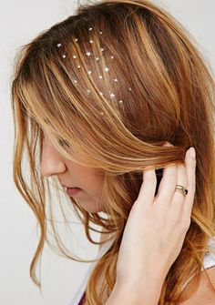 Hair Accessories You Must Own This Spring Forever 21 Iron-On Hair JewelsForever 21 Iron-On Hair Jewels Pigtail Hairstyles, Bobby Pin Hairstyles, Spring Hairstyles, Headband Hairstyles, Easy Hairstyles, Wedding Hairstyles, Holiday Hairstyles, Hair Scarf Styles, Long Hair Styles