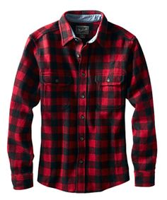 Men's Original Buffalo Check Wool Shirt | Woolrich® The Original Outdoor Clothing Company xxl