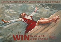 "Maria M Oosthuizen's Instagram profile post: ""Would you like to win an original Maria Painting worth R30,000..... Yes?!! Then!!! Enter the competition by:  Following @house_of_maria_za…"" Original Artwork, Original Paintings, Art Paintings, Pigment Ink, House Painting, Wall Collage, Canvas Art Prints, Painting Inspiration, Cotton Canvas"