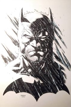 Batman by Jason Fabok *