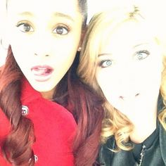 .@Ariana Grande | Jennette should make an Instagram ❤ liked on Polyvore