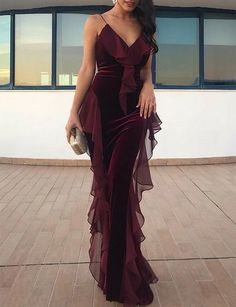 New Cheap Prom Dresses, Mermaid Prom Dresses,Long Prom Dresses on Sale- page 13 Velvet Evening Gown, Long Evening Gowns, Strapless Dress Formal, Formal Dresses, Dress Prom, Prom Gowns, Elegant Dresses, Cheap Prom Dresses, Party Dresses