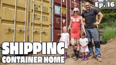 Shipping container house Shipping Container Homes, Couple, Youtube, Party, Couples, Container Houses, Receptions, Container Homes, Direct Sales Party