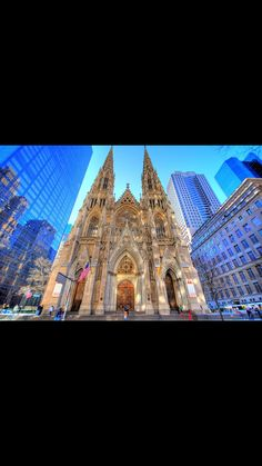 The Saint Patrick's Cathedral