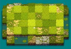 精灵国防/ 2D游戏的概念艺术由I-杰伊...@本友仔是好友仔采集到场景与质感(277图)_花瓣游戏