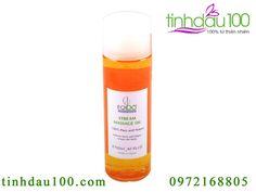 Dầu massage dòng suối mát Dùng giữ ẩm dưỡng da sau khi tắm giống như dạng lotion hoặc dùng massage giảm stress, giảm mệt mỏi, mang lại cảm giác mát lạnh. Hổn hợp dầu nên giàu dưỡng chất  giúp bảo vệ da, dưỡng da trước các tác hại của môi trường., giữ ẩm da, chống lão hóa  100% từ thiên nhiên không gây kích ứng cho mọi loại da, thích hợp cho cả da nhạy cảm và da em bé. Tốt nhất sử dụng mỗi ngày sau khi tắm. LH:0972168805 32b lạc trung- hai bà trưng- hà nội