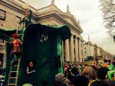 St. Paddys Parade 2015