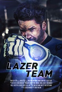 Lazer Team – Watch the trailer for Rooster Teeth's new film