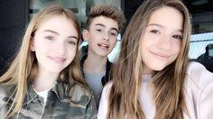 • Kenzie, Johnny & Lauren •