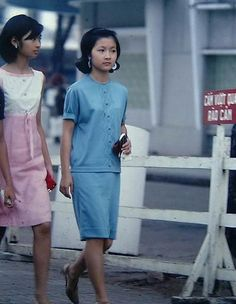 Is that our favorite vintage clothes in some 50 years ago? @@