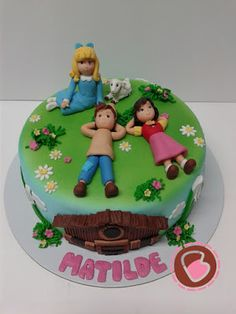 Lalaloopsy, 3rd Birthday, Birthday Parties, Cute Cakes, Fondant Cakes, Themed Cakes, Party Planning, Biscuits, Food And Drink