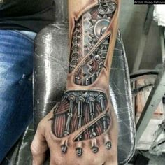 50 einzigartige Steampunk-Tattoo-Ideen - Tattoo Stiles 50 Unique Steampunk Tattoo Ideas Steampunk Tattoo is a new word in 2018 tattoo fashion that features a slew of cool tattoo designs for men and wo Sick Tattoo, Badass Tattoos, Great Tattoos, Get A Tattoo, Sexy Tattoos, Body Art Tattoos, Sleeve Tattoos, Tattoos For Guys, Tatoos