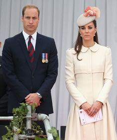 Kate Middleton Photos  - The Duke & Duchess Of Cambridge Attend A Service Of Remembrance - Zimbio