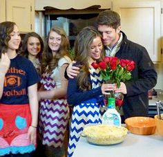 Jessa Duggar and Ben Seewald cutest couple. Nov 1, 2014 wedding day