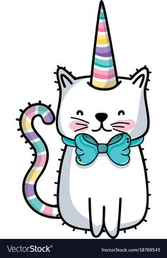 Cartoon cat of animal pet and kitten theme Isolated design Vector illustration. Download a Free Preview or High Quality Adobe Illustrator Ai, EPS, PDF and High Resolution JPEG versions.