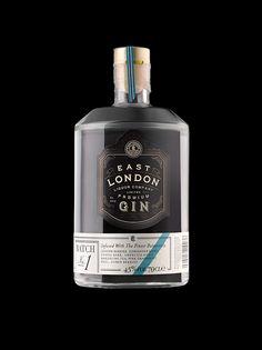 East London Liquor Company-Stranger and Stranger
