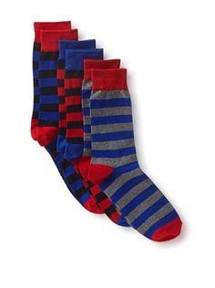 33% OFF Ben Sherman Men's Waldo - 3 Pack Socks