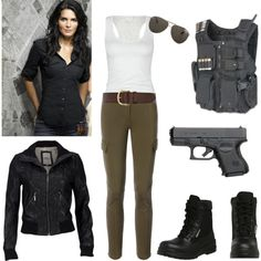 """""""Jane Rizzoli"""" by michaelacase on Polyvore"""