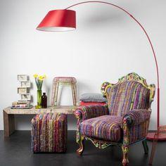 comment bien choisir la lampadaire alinea rouge pour le salon