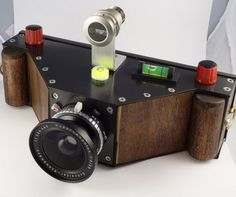 DIY 6x17 Panoramic Film Camera