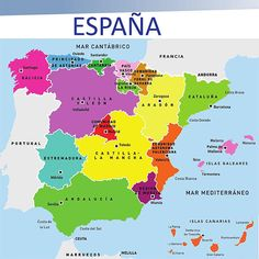 41 destinos en España para aventureros Uk History, Iberian Peninsula, Fake Love, Koh Tao, Historical Maps, Learning Spanish, Things To Know, Elementary Schools, Places