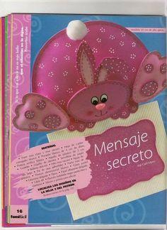 Artesanato com amor...by Lu Guimarães: Fomifácil n36