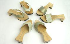 Mizutori Fish sandals