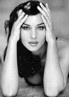 Monica Bellucci ... Perhaps one of the World's most Beautiful Woman ...