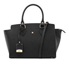 Handbag Shops, Spring Summer 2016, Black Handbags, Off White, Womens Fashion, Collection, Fashion, Branding, Black Purses