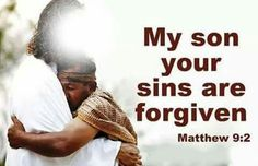 I want you to know that through Jesus the forgiveness of sins is proclaimed to you - Acts 13 : 38 . Biblical Quotes, Spiritual Quotes, Jesus Is Alive, Jesus Lives, Favorite Bible Verses, God Jesus, Jesus Christ, Christen, Spiritual Inspiration