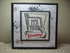 Stampin' Up! Marquee Messages