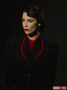 Bridget Regan stars as Dottie Underwood in 'Marvel's Agent Carter'
