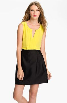 kate spade new york 'addie' silk blouse available at #Nordstrom