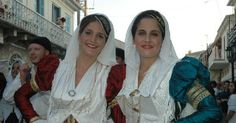 Traditional Greek Costumes Lefkada Island, Ionian Sea, Greece