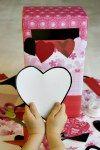 Valentine's Day Mailbox craft for preschoolers and kindergarten children!